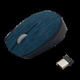 Мышь беспроводная RITMIX RMW-611, синий фото