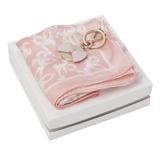 Набор (брелок, платок шейный шелковый) фото