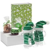 Набор для глинтвейна «Предвкушение волшебства», зеленый фото