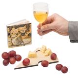Набор для сыра и вина «Лакомый кусочек» фото