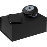 Набор Good Vibrations: аккумулятор и колонка, черный фото