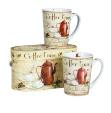 Набор кружек Coffee Company фото