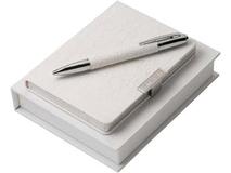 Набор Nina Ricci: дизайнерский блокнот, шариковая ручка фото
