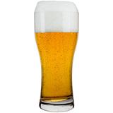 Набор пивных бокалов Bottoms Up, 2 шт., 500 мл, прозрачные фото