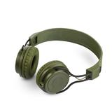 Наушники беспроводные Rombica MySound BH-02, зеленые фото
