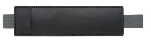 Футляр-карман для ручки HOLDER Soft, черный/серый фото