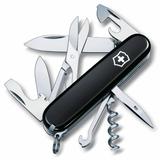 Офицерский нож CLIMBER 91, черный фото