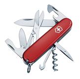 Офицерский нож CLIMBER 91, красный фото