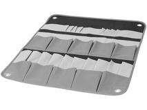 Органайзер для инструментов, черный, серебряный/серый фото