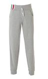 Штаны PALERMO, размер L, серый меланж, серебряный/серый фото