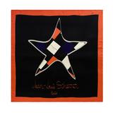 Платок шейный Star фото