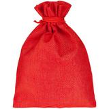 Холщовый мешок Foster Thank, M, красный фото