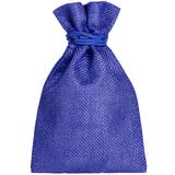 Холщовый мешок Foster Thank, S, синий фото