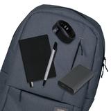 Подарочный набор Portobello/Migliores (Рюкзак, ежедневник А6, power bank, смарт-браслет,ручка) фото