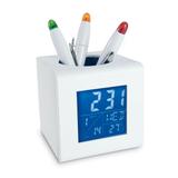 Подставка для ручек-метеостанцияKC6464-3, белый фото