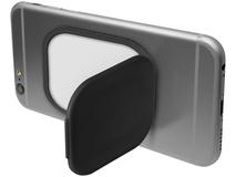 Подставка и держатель для телефона Flection, черный фото