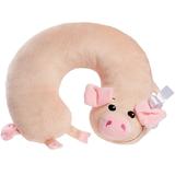 Подушка под шею «Свинка Lucky» фото