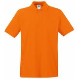 Поло Apollo, оранжевый фото