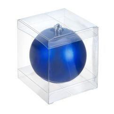 Упаковка для елочного шара 8 см фото