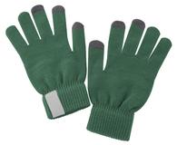 Сенсорные перчатки Scroll, зеленые фото