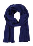 Шаль Mono, темно-синяя фото