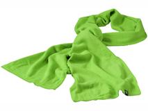 Шарф Mark, зелёный фото