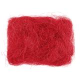 Сизаль, красный фото