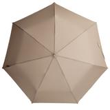 Складной зонт TAKE IT DUO, бежевый фото