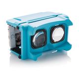 Складные очки Virtual reality, синий фото