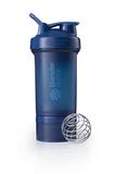 Спортивный шейкер с контейнером ProStak, синий фото