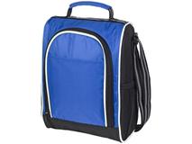 Спортивная сумка-холодильник для ланчей, синяя фото