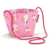 Сумка детская minibag abc friends, розовая фото