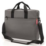 Сумка для ноутбука workbag canvas, серая фото