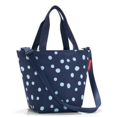 Сумка shopper xs spots navy фото