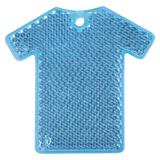 Светоотражатель «Футболка», синий фото