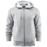 Толстовка мужская PARKWICK серый меланж, серебряный/серый фото