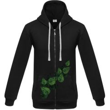Толстовка женская Evergreen Leaves фото