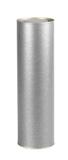 Тубус подарочный Блеск, серебро фото