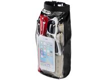 Туристическая водонепроницаемая сумка, черный фото