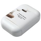 Внешний аккумулятор с беспроводной зарядкой Pebble Wireless 9000mAh, светло-серый фото