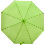Зонт складной Unit Basic, светло-зеленый фото