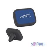Автомобильный держатель для телефона Chili Allo2, черный, синий фото