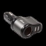 Автомобильное зарядное устройство RITMIX RM-2121DC, черное фото
