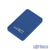 Беспроводное зарядное устройство Chili Touchy, синий фото