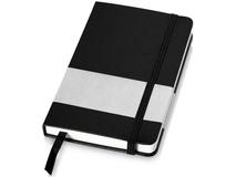 Блокнот на резинке Balmain А6, 96 листов, черный фото