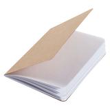 Блокнот нелинованный Sandy, 32 листа, древесный фото