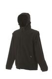 BRUNICO Куртка софтшел, водонеприницаемый черный фото