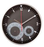 Часы настенные Rule с термометром и гигрометром фото