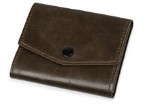 Чехол для кредитных карт и банкнот Druid, коричневый фото