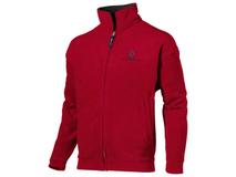 Куртка флисовая Nashville мужская, красный фото